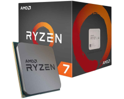 AMD Ryzen 7 2700X (3.70GHz), Socket AM4, 16MB cache, 105W, sa hladnjakom