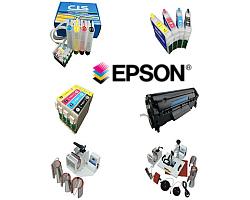Car. Epson 103 EcoTank Cyan ink bottle (C13T00S24A) 65ml