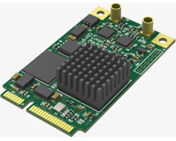 Magewell Pro capture mini SDI, mini PCIe, 1-channel SDI with loop through, 7mm heatsink, Windows/Linux/Mac (11130)