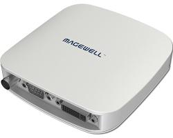 Magewell USB Capture AIO, USB3.0 BOX, 1-channel HDMI/DVI/VGA/YPbPr/S-Vid/CVBS/SDI, plus one unbalanced stereo audio, Plug and Play, Windows/Linux/Mac (32110)