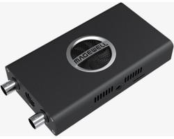 Magewell Pro Convert SDI 4K Plus, Standalone 6G SDI (4K30) to full bandwidth NDI encoder, 1-channel SDI with loop-through out, PoE (64032 (EU))