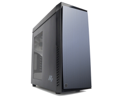 CRATOS MEDIA OFFICE v2 MT 500W PC - Intel i5-8400, 8GB DDR4, 480GB SSD, GTX 1050 X2 2G, FreeDOS