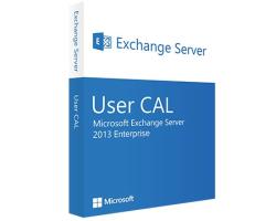 Microsoft Exchange Server 2013 Enterprise User CAL ESD elektronička licenca