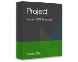 Microsoft Project Server 2013 Standard Device CAL ESD elektronička licenca