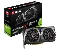 MSI GeForce GTX 1650 GAMING X 4G, 4GB DDR5/128-bit, PCIe 3.0, HDMI/2×DP, Torx Fan 3.0 (GTX1650 GAMING X 4G)