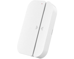 WOOX WiFi Smart senzor za vrata i prozore, Woox Home smart app, glasovna kontrola - Alexa & Google Assistant
