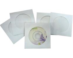 Papirnate košuljice za CD/DVD (50 kom.)