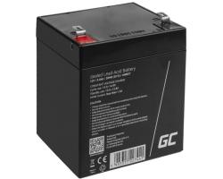 Green Cell (AGM27) baterija AGM 12V/5Ah
