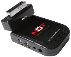 NotOnlyTV Scart digitalni TV tuner DVB-T Rec3 MPEG-2