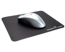 Roline podloga za miša (Laser), crna