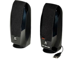 Logitech S150 stereo zvučnici, USB, crni (980-000029)