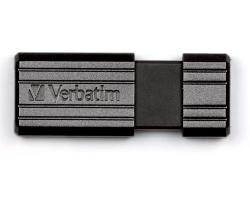 Verbatim USB2.0 PinStripe 16GB, crni