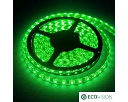 EcoVision LED traka 0.5m, 3528, 60LED/m, 4.8W/m, 36V DC, zelena