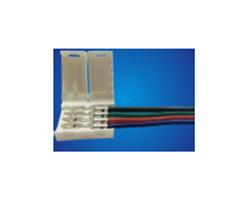 EcoVision konektor za napajanje 5050 RGB LED traka (sa žicama)
