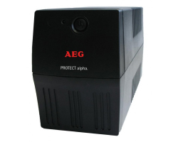 AEG UPS Protect Alpha 450VA/240W, Line-Interactive, AVR, Data line protection, USB
