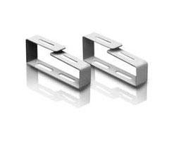 Tecnosteel prsten za razdjelnik kablova, crni (F9032N)