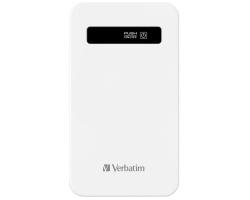 Verbatim punjač Power Pack, ultra tanki, prijenosni, bijeli (4200mAh)