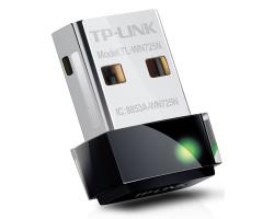 TP-Link bežični N USB Nano adapter 150Mbps (2.4GHz), 802.11n/g/b